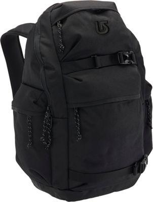 Burton Kilo Pack True Black - Burton Laptop Backpacks