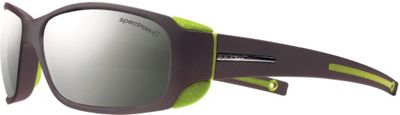 Julbo Montebianco Sunglasses with Spectron 4 Lenses Matt Black / Lime - Julbo Sunglasses