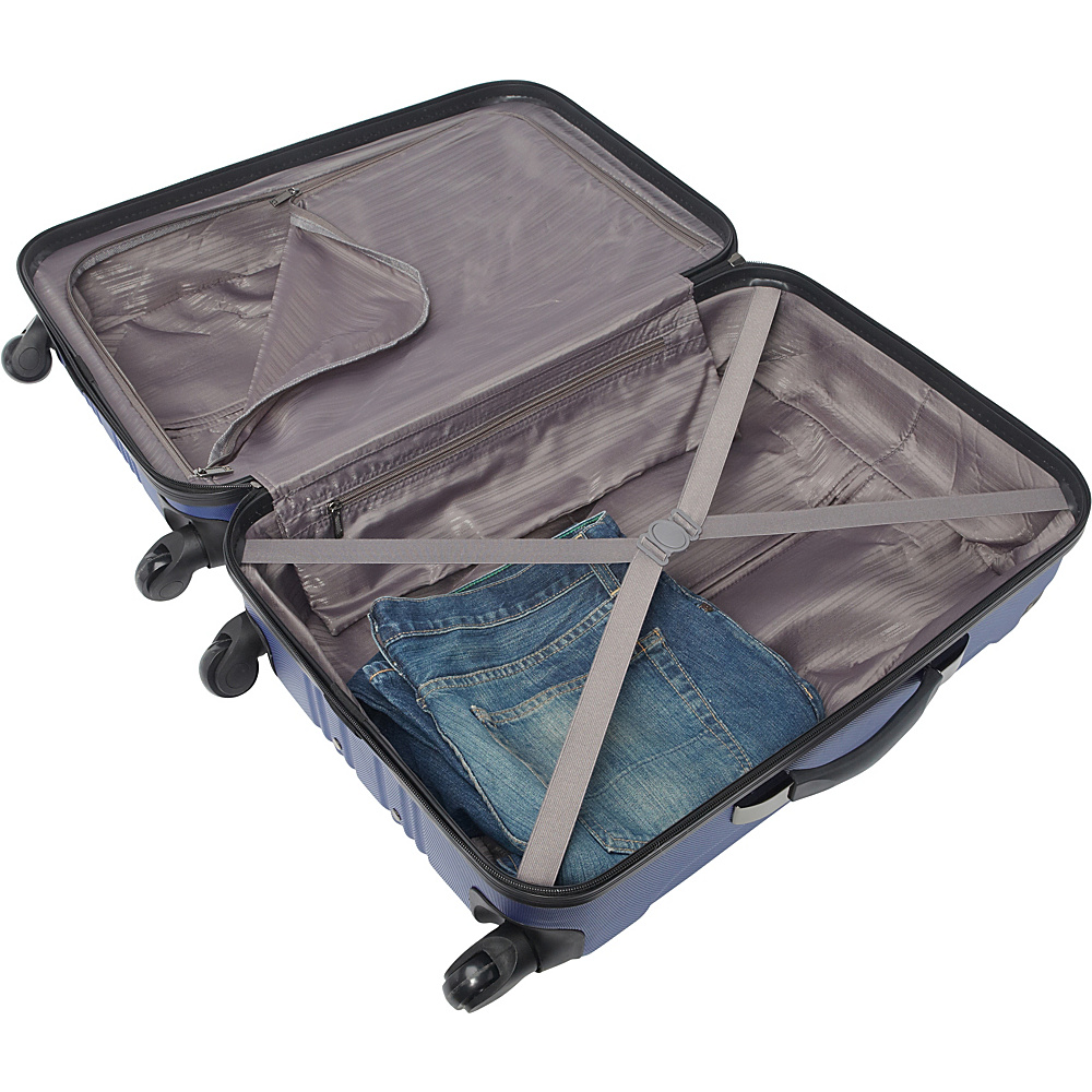 Kenneth-Cole-Reaction-Out-of-Bounds-3-Piece-Hardside-Luggage-Set-NEW