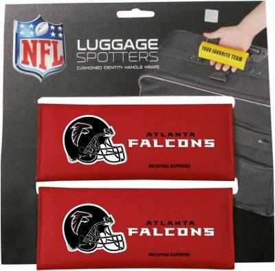Luggage Spotters NFL Atlanta Falcons Luggage Spotter Red - Luggage Spotters Luggage Accessories