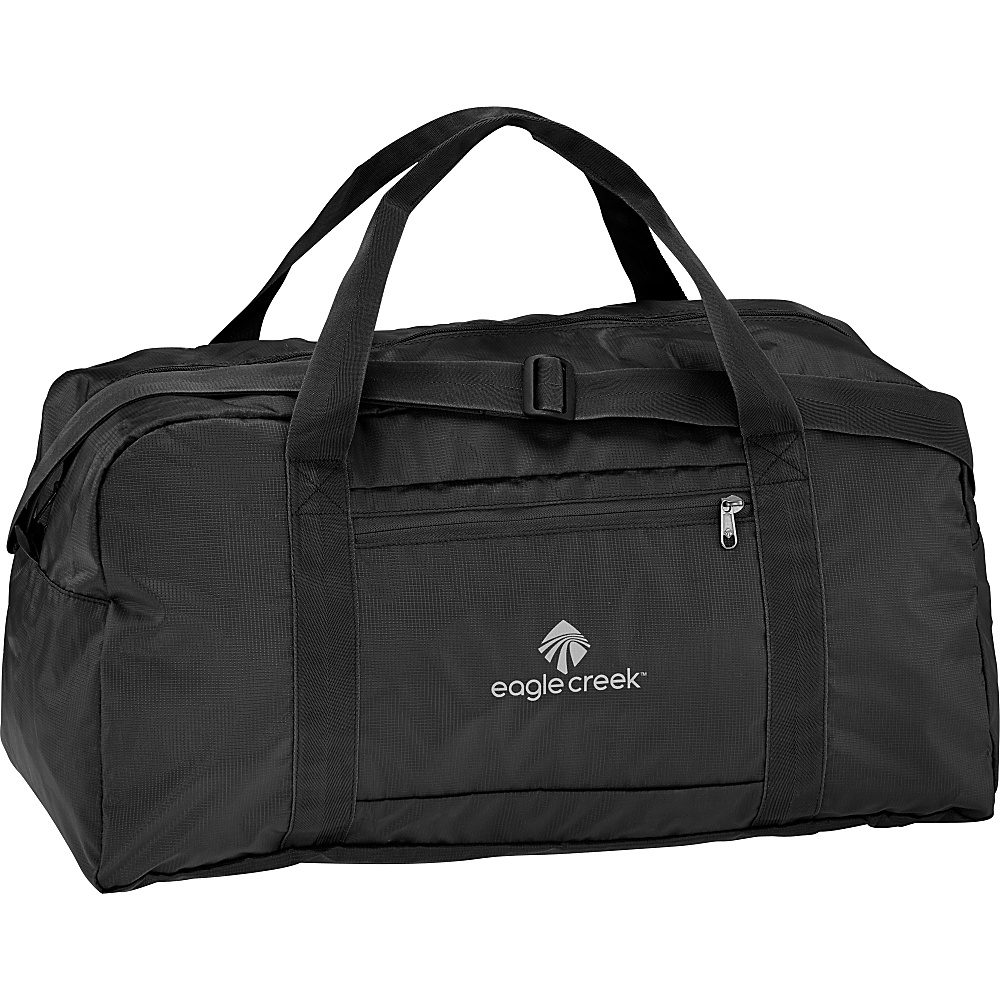 Eagle Creek Packable Duffel Black - Eagle Creek Lightweight packable expandable bags