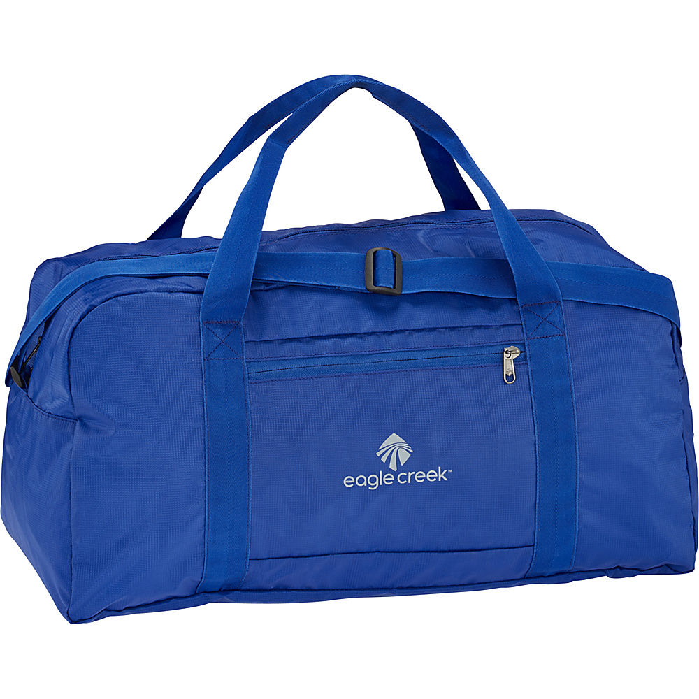 Eagle Creek Packable Duffel Blue Sea - Eagle Creek Lightweight packable expandable bags