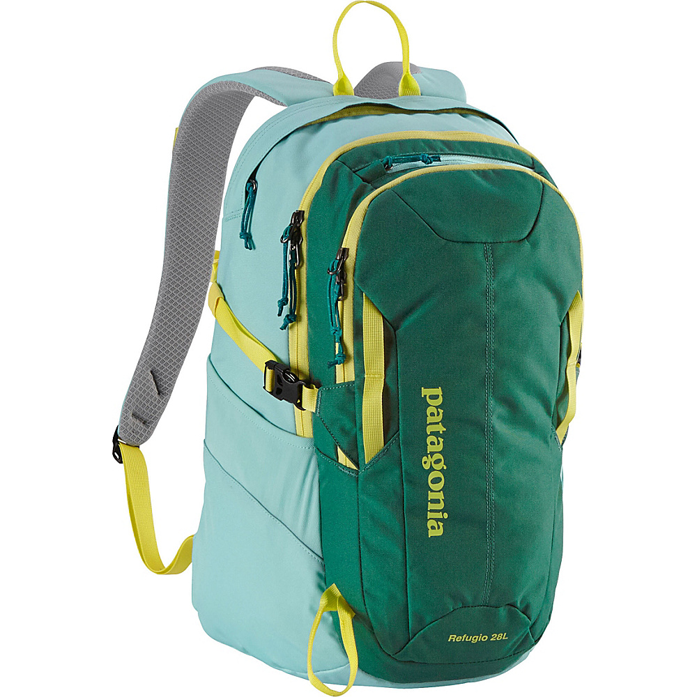 Patagonia Refugio 28L Backpack - 20 Gem Green - Patagonia Business & Laptop Backpacks - Backpacks, Business & Laptop Backpacks