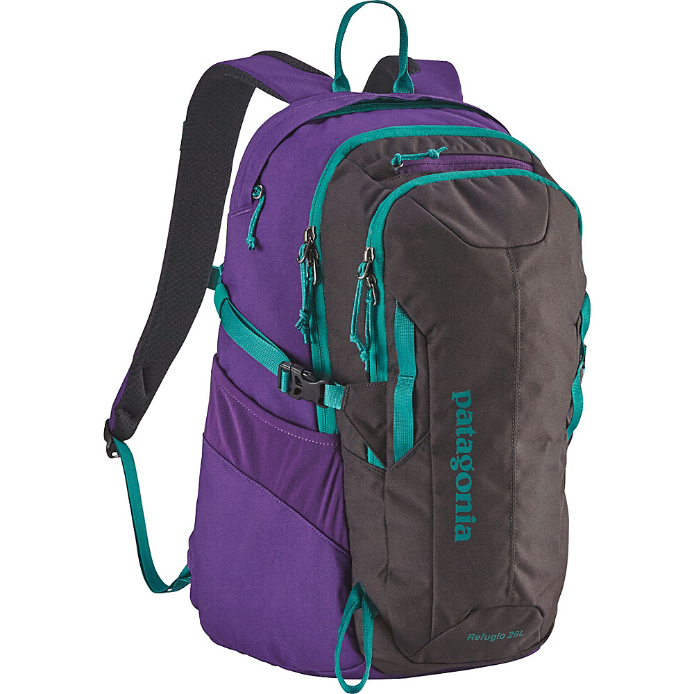 Patagonia Refugio 28L Backpack - 20 Ink Black - Patagonia Business & Laptop Backpacks - Backpacks, Business & Laptop Backpacks