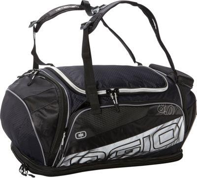 OGIO Endurance 8.0 Duffel Black/Silver - OGIO Gym Duffels