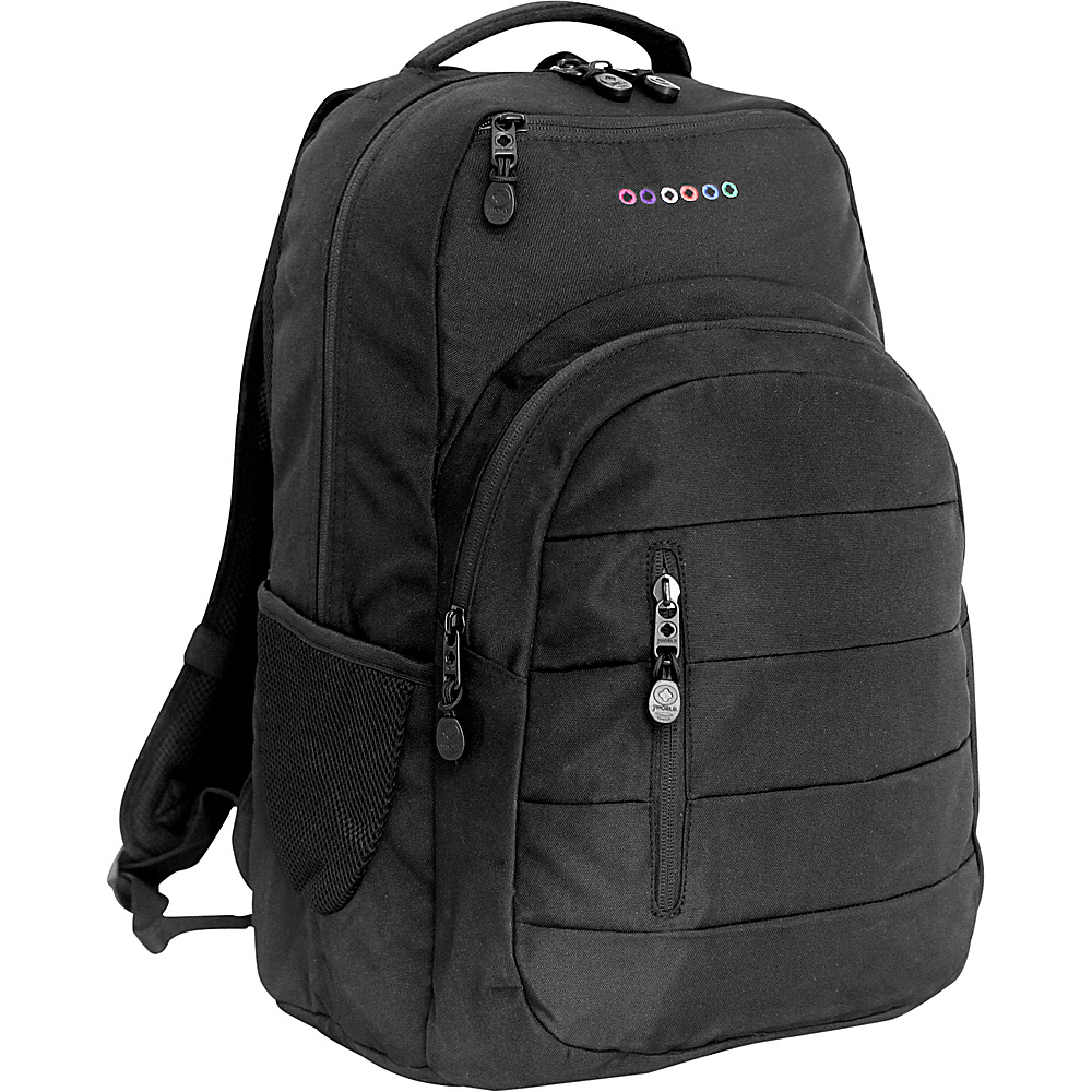 J World New York Carmen Laptop Backpack Black J World New York Business Laptop Backpacks