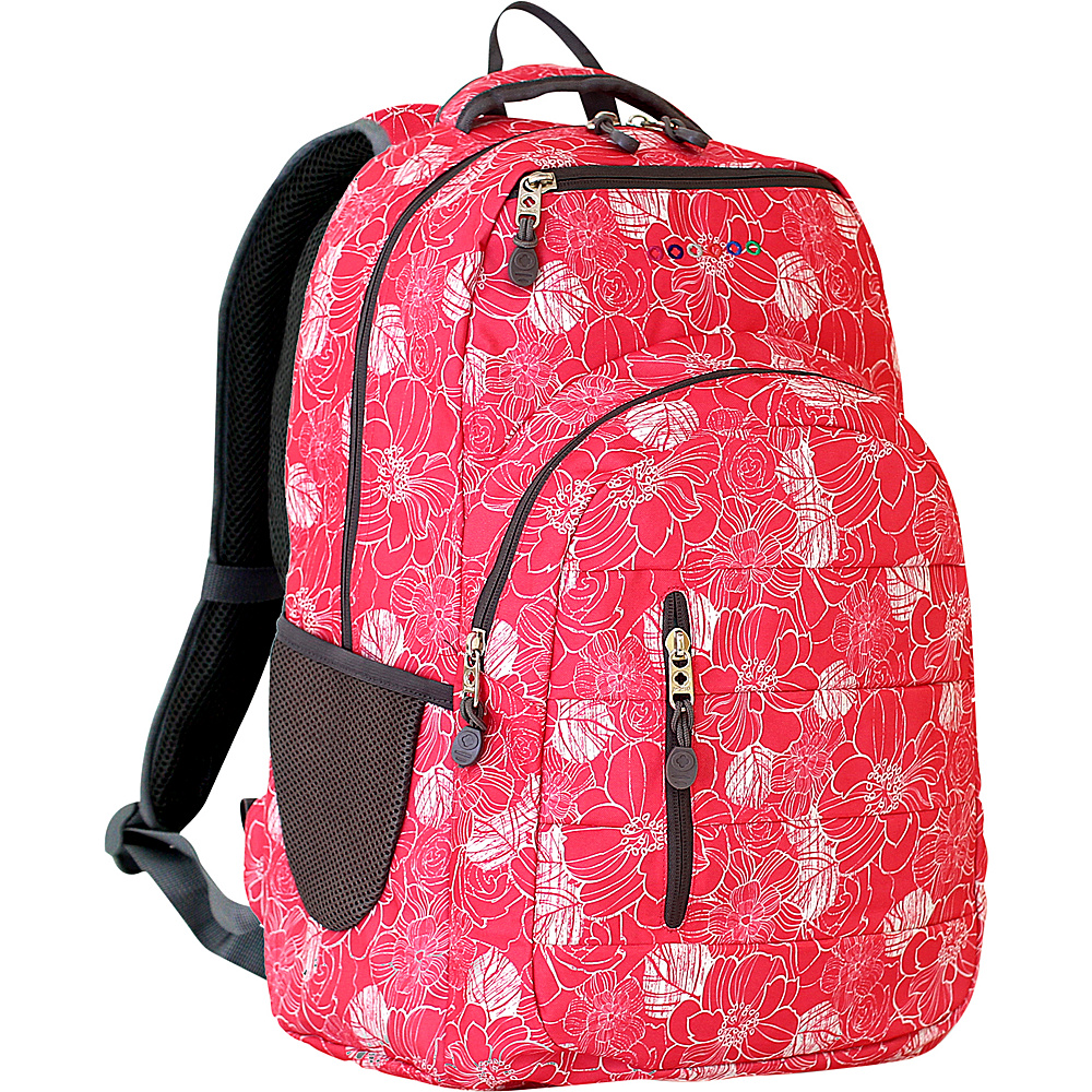 J World New York Carmen Laptop Backpack ALOHA J World New York Business Laptop Backpacks