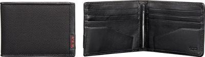 Tumi Alpha Money Clip Wallet Black - Tumi Men's Wallets
