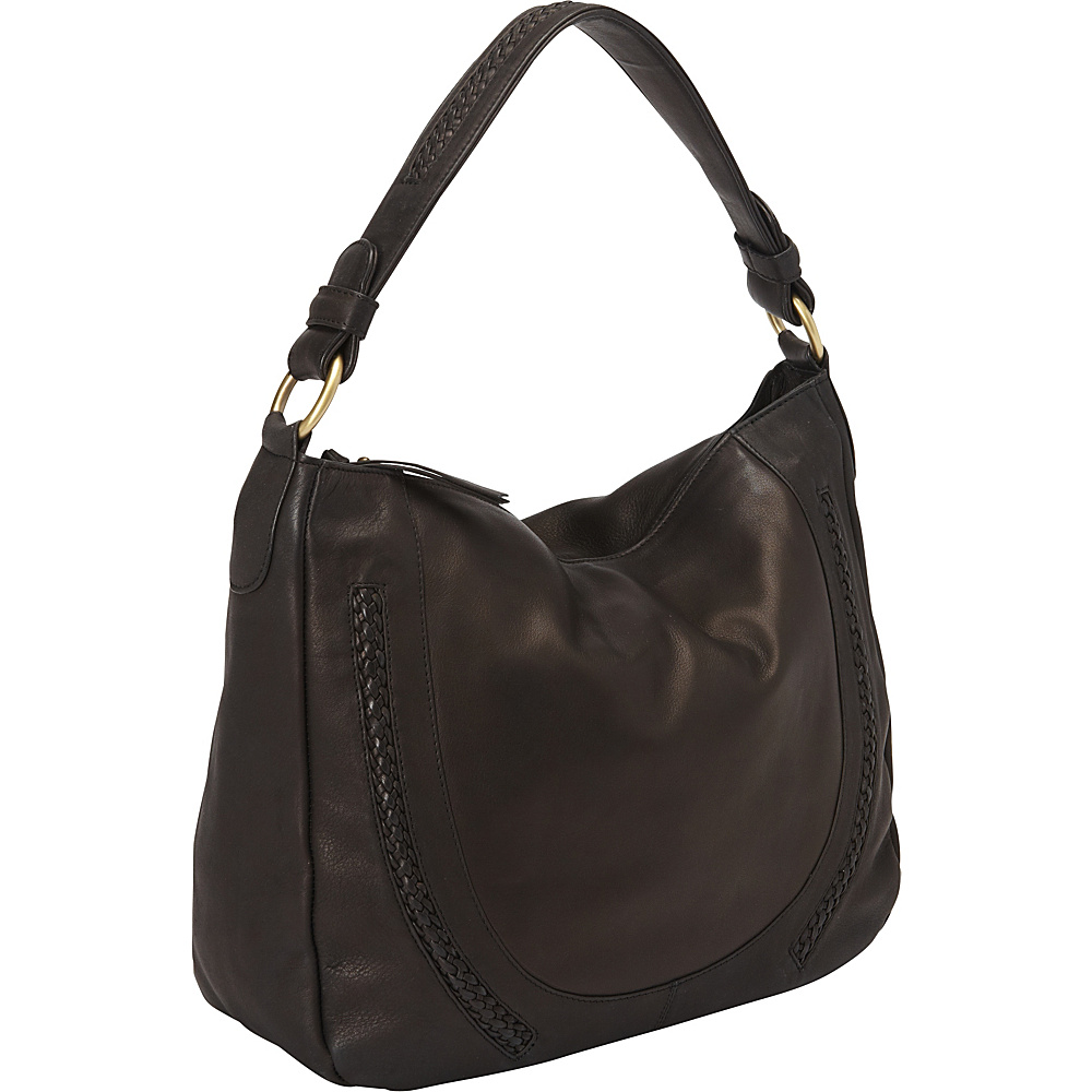 how to change a zip in a leather bag