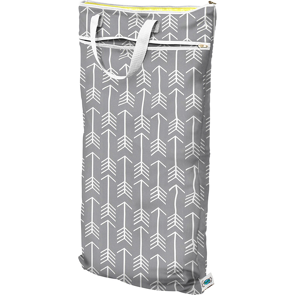 Planet Wise Hanging Wet/Dry Bag Aim Twill - Planet Wise Diaper Bags & Accessories