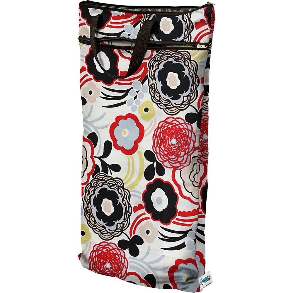 Planet Wise Hanging Wet Dry Bag Art Deco Planet Wise Diaper Bags Accessories