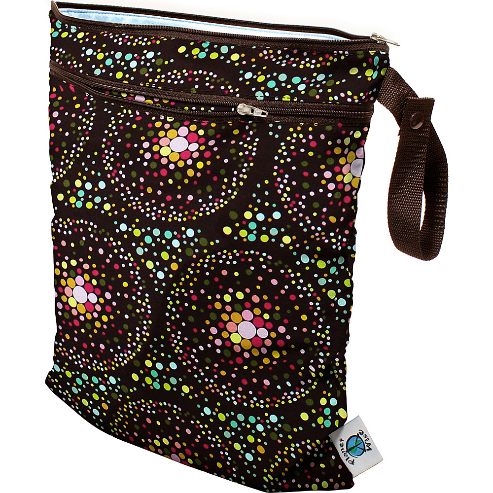 Planet Wise Wet/Dry Bag Outer Space - Planet Wise Diaper Bags & Accessories