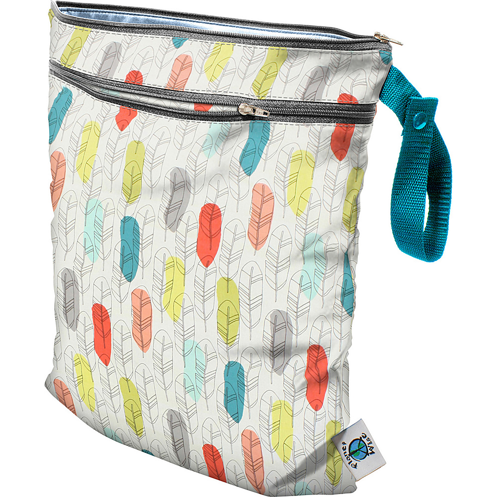 Planet Wise Wet/Dry Bag Quill - Planet Wise Diaper Bags & Accessories