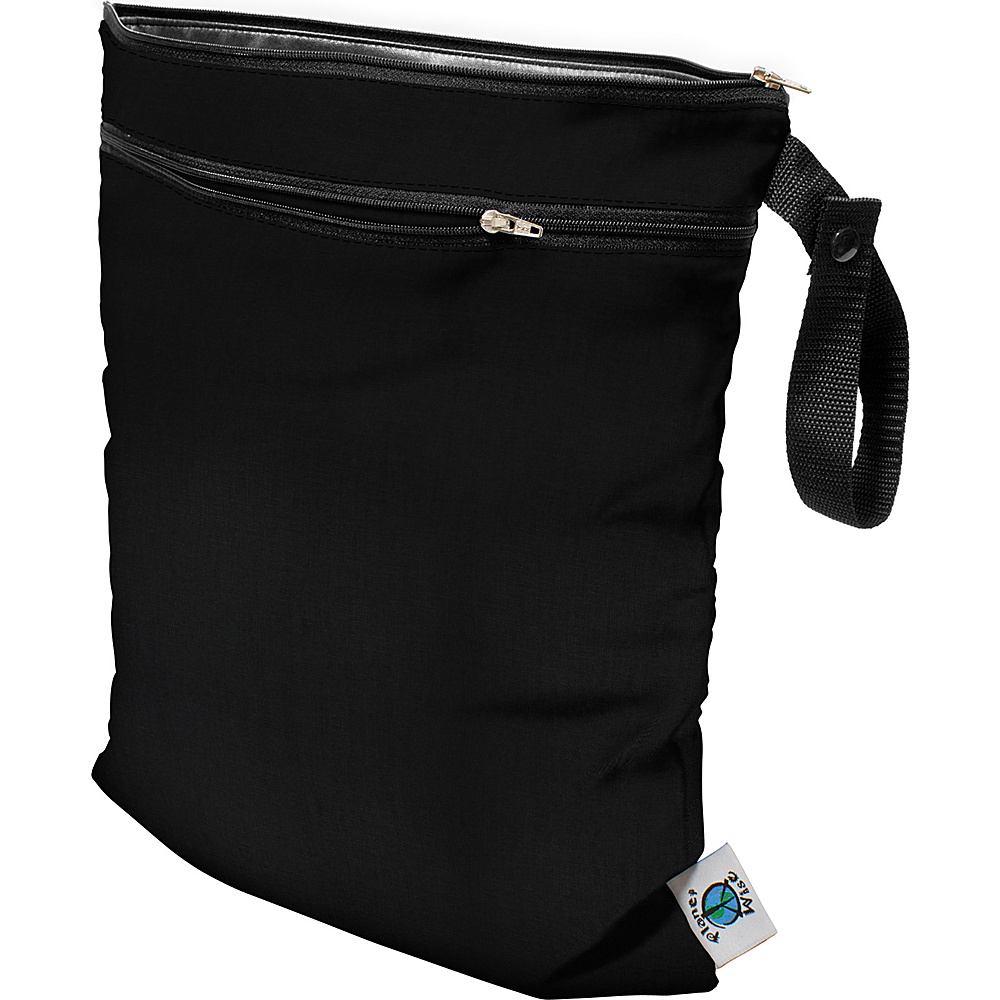 Planet Wise Wet/Dry Bag Black - Planet Wise Diaper Bags & Accessories