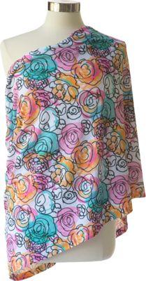 Itzy Ritzy Nursing Happens Watercolor Bloom - Itzy Ritzy Diaper Bags & Accessories