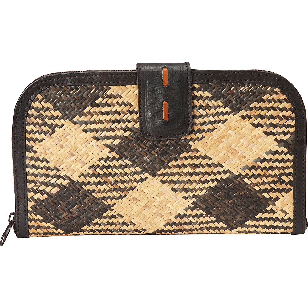 TLC you Alex Wallet Checkered Black TLC you Women s Wallets
