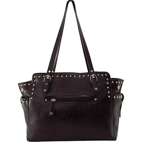 Parinda Felicity Tote Mocca - Parinda Manmade Handbags