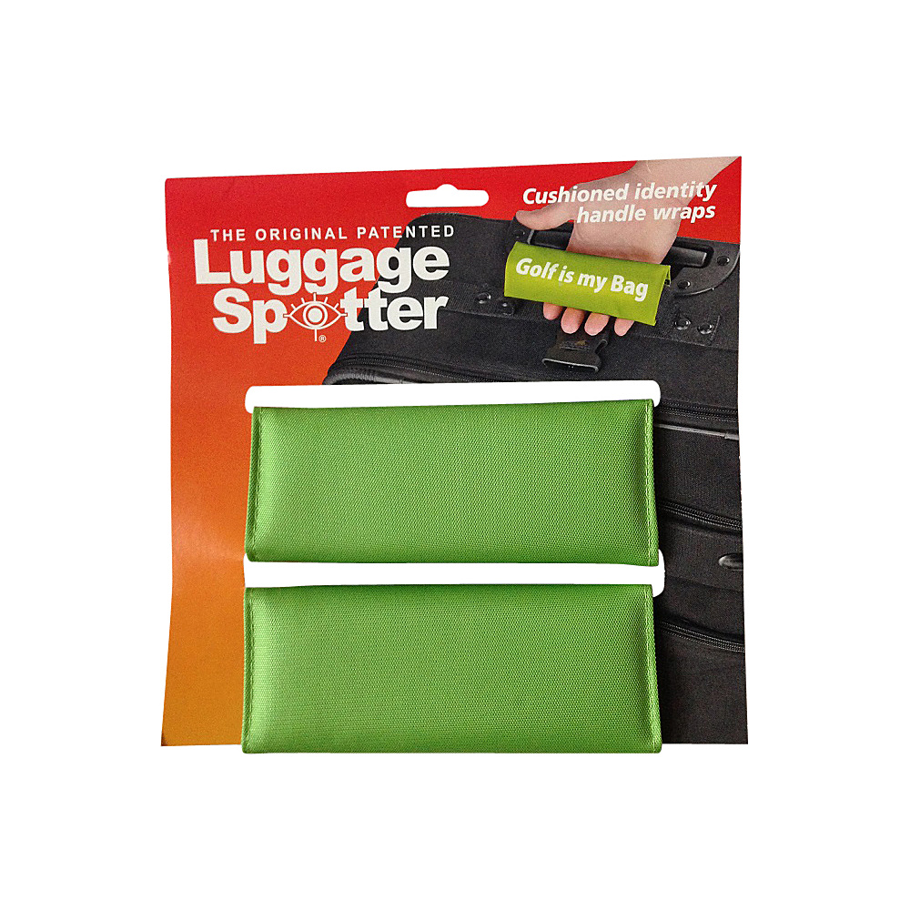 Luggage Spotters Bright Lime Luggage Spotter Green Luggage Spotters Luggage Accessories