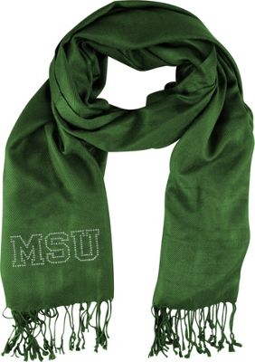 Littlearth Pashi Fan Scarf - Big Ten Teams Michigan State University - Littlearth Hats/Gloves/Scarves