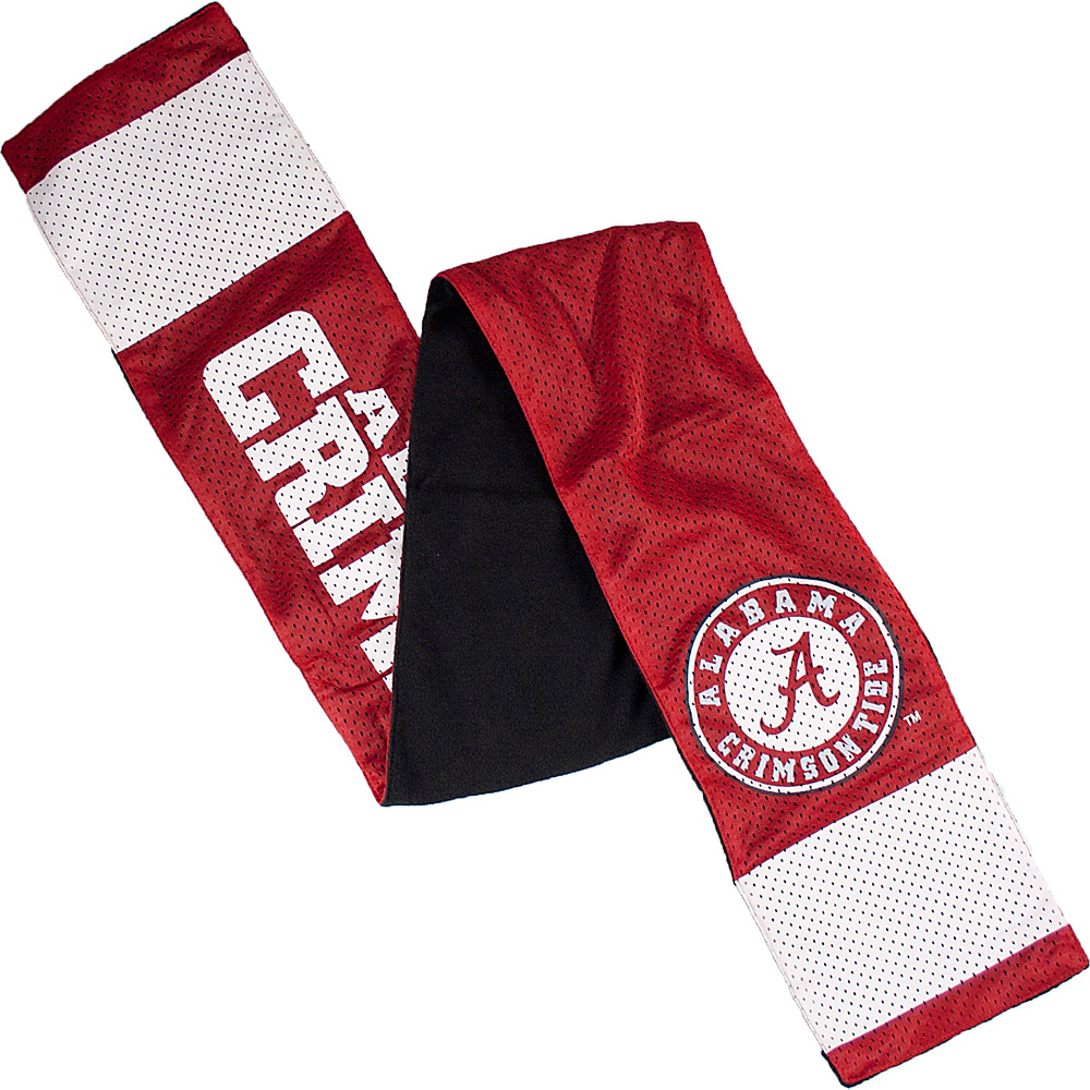 Littlearth Jersey Scarf SEC Teams Alabama U of Littlearth Hats Gloves Scarves