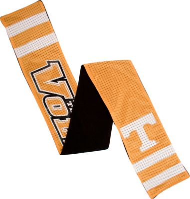 Littlearth Jersey Scarf - SEC Teams Tennessee, U of - Littlearth Hats/Gloves/Scarves