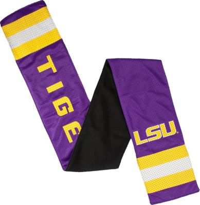 Littlearth Jersey Scarf - SEC Teams Louisiana State University - Littlearth Hats/Gloves/Scarves
