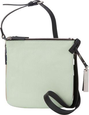 Vince Camuto Neve Small Crossbody Herbal Mist/Driftwood - Vince Camuto Designer Handbags