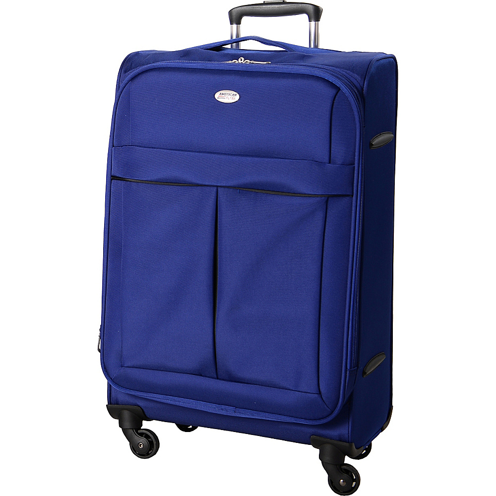 American Flyer Simply Lite! Collection 25 Spinner Blue American Flyer Softside Checked
