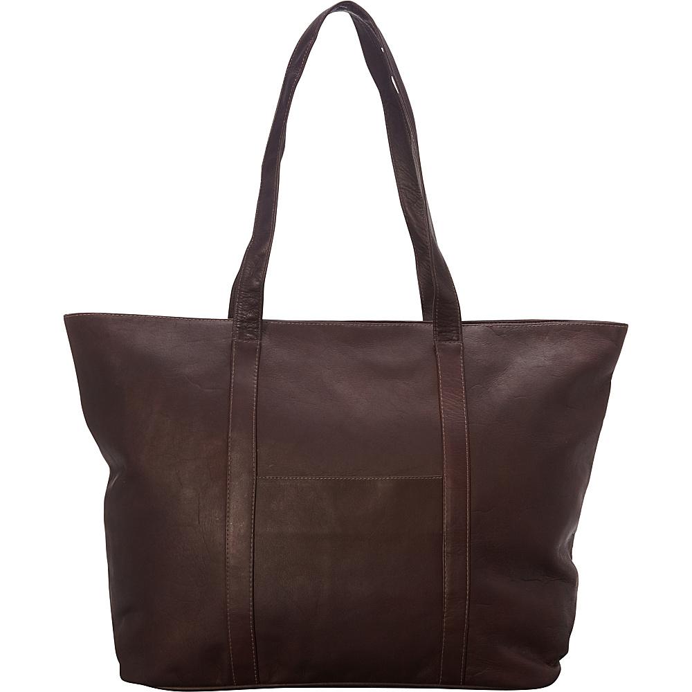 Latico Leathers Suburban Tote Café - Latico Leathers Leather Handbags - Handbags, Leather Handbags