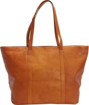 Latico Leathers Suburban Tote Natural - Latico Leathers Leather Handbags