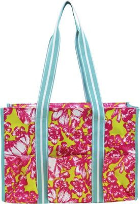 All For Color Organize It Tote Aloha Paradise - All For Color Fabric Handbags