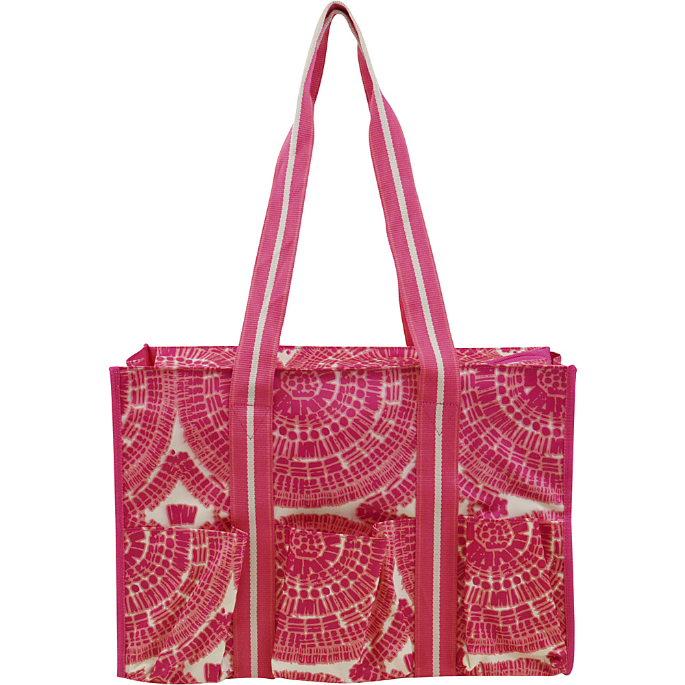 All For Color Organize It Tote Sunburst All For Color Fabric Handbags