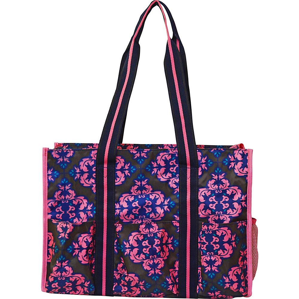 All For Color Organize It Tote Rue De Mocha All For Color Fabric Handbags