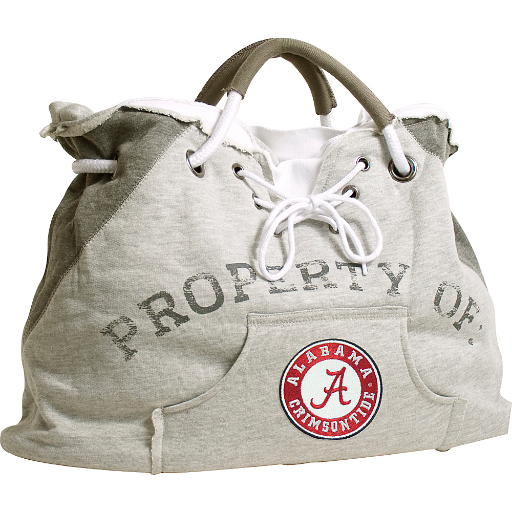 Littlearth Hoodie Tote - SEC Teams Alabama, U of - Littlearth Fabric Handbags - Handbags, Fabric Handbags