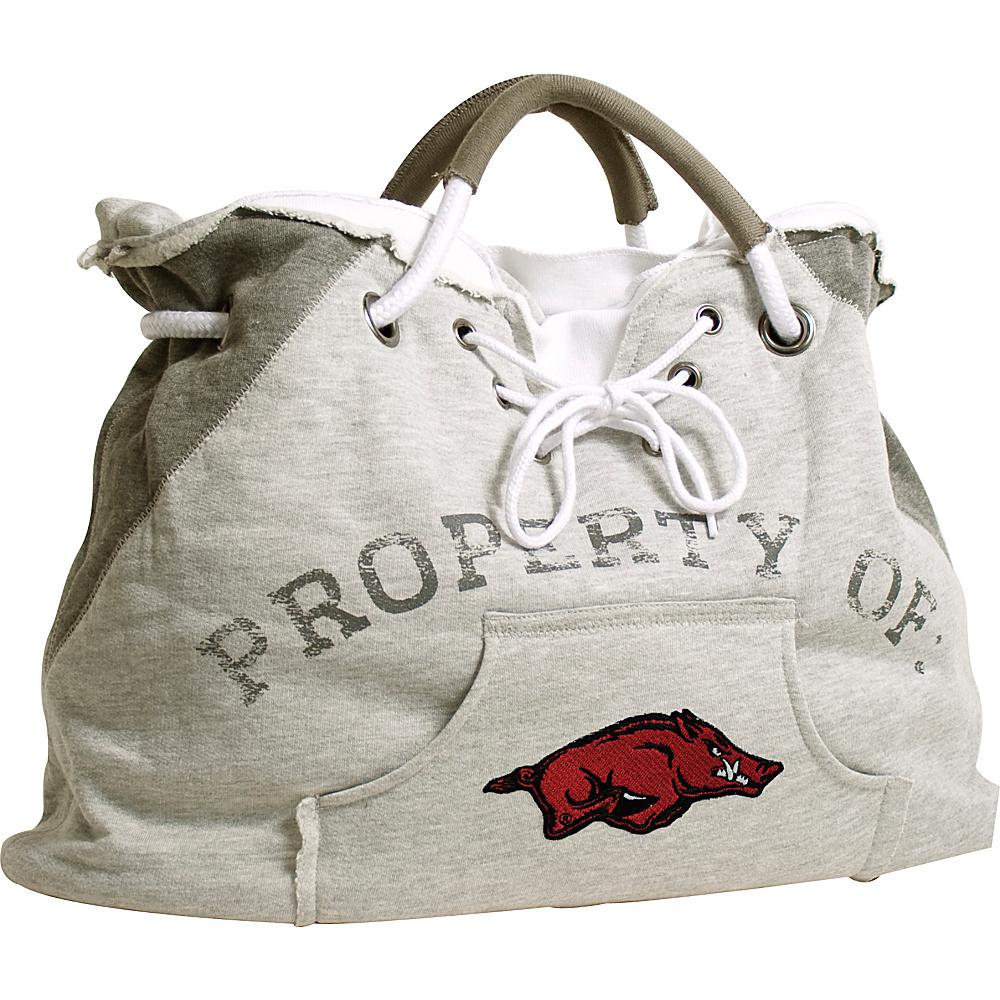 Littlearth Hoodie Tote - SEC Teams Arkansas, U of - Littlearth Fabric Handbags - Handbags, Fabric Handbags