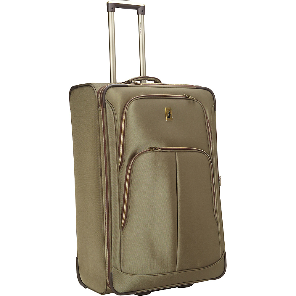"London Fog Coventry Ultra-Lite Collection 29"" Exp. Upright Spruce - London Fog Hardside Luggage"