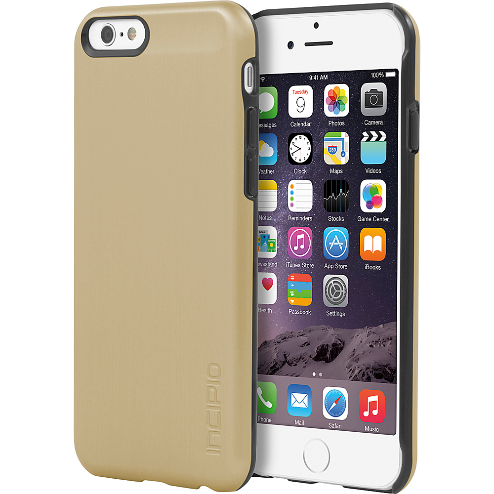 Incipio Feather SHINE iPhone 6/6s Case Gold - Incipio Electronic Cases - Technology, Electronic Cases