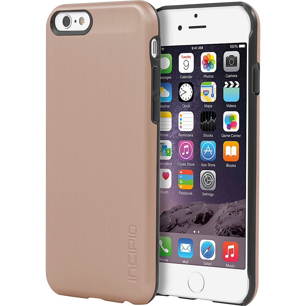 Incipio Feather SHINE iPhone 6 6s Case Rose Gold Incipio Electronic Cases