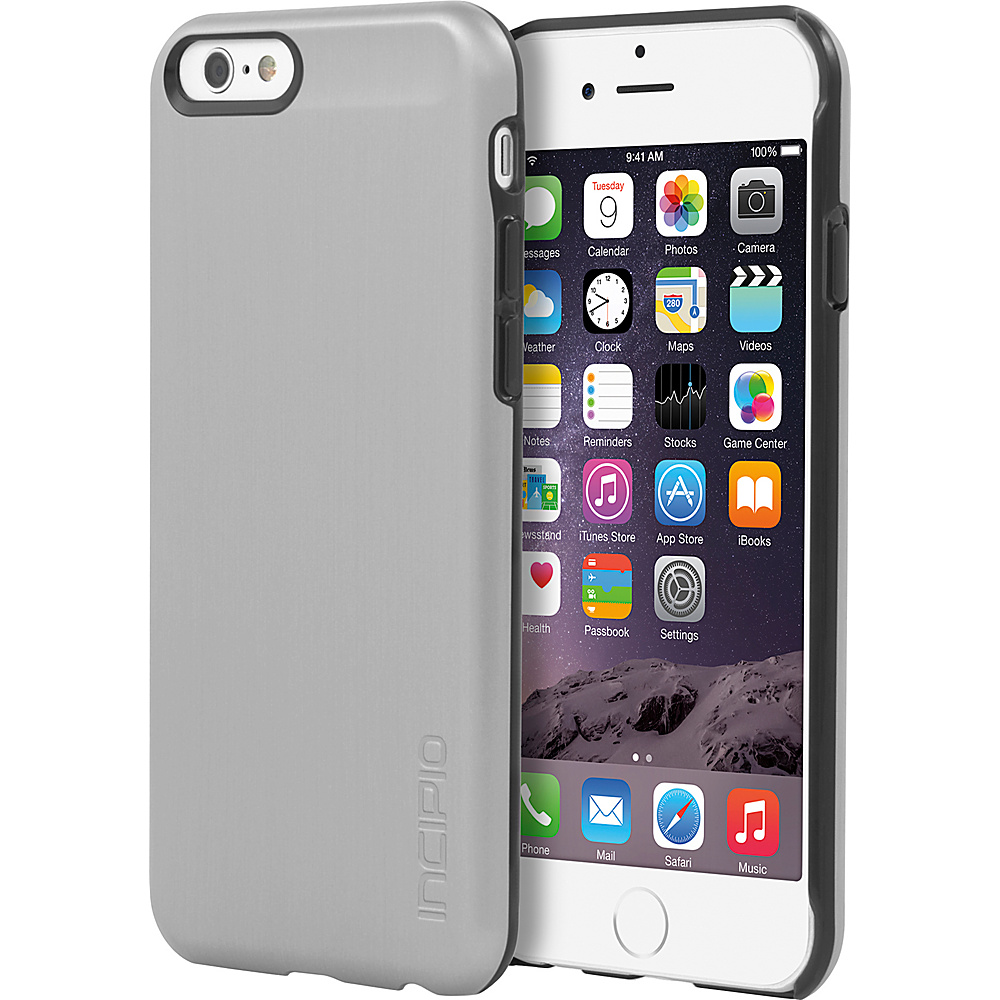 Incipio Feather SHINE iPhone 6/6s Case Silver - Incipio Electronic Cases - Technology, Electronic Cases