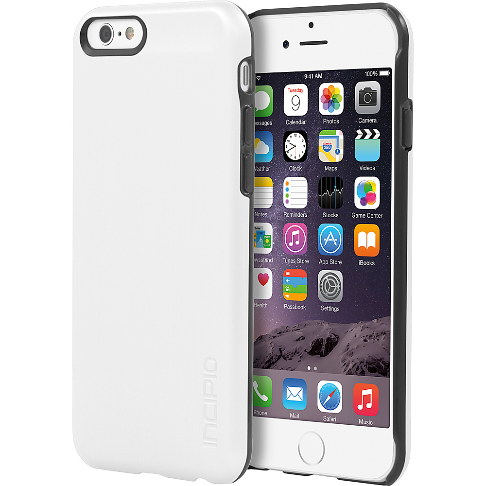 Incipio Feather SHINE iPhone 6 6s Case White Incipio Electronic Cases