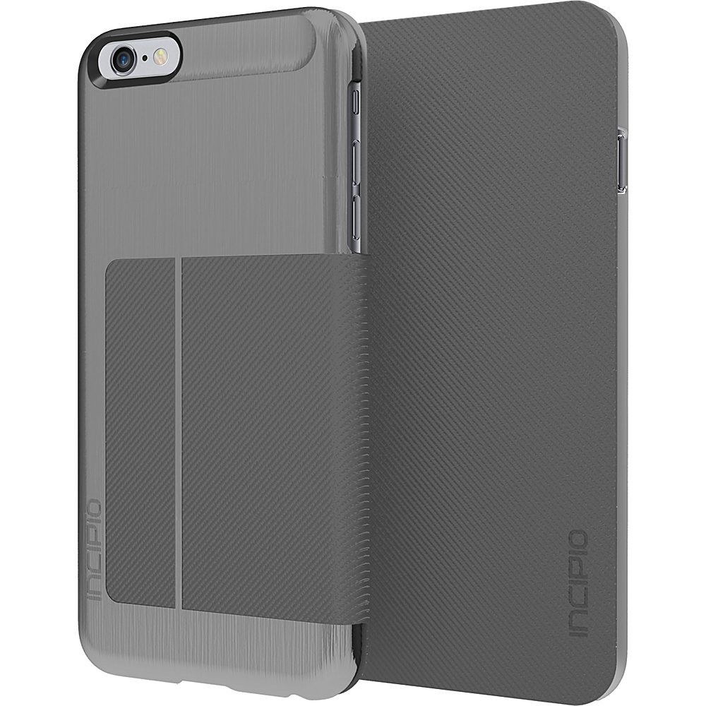 Incipio Highland iPhone 6 6s Plus Gunmetal Gray Incipio Electronic Cases