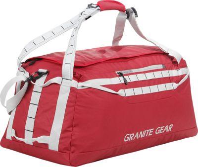 Granite Gear 30 inch Packable Duffel Redrock/Chromium - Granite Gear Outdoor Duffels