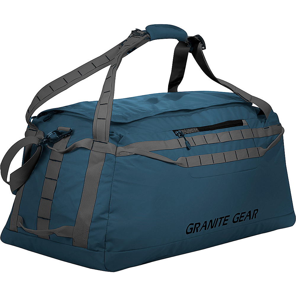 Granite Gear 30 Packable Duffel Bisalt Flint Granite Gear Outdoor Duffels