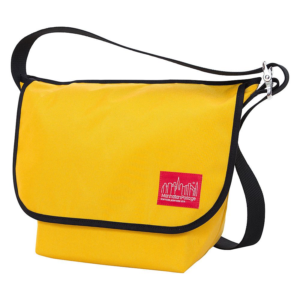 Manhattan Portage Vintage Medium Messenger Bag Mustard - Manhattan Portage Messenger Bags - Work Bags & Briefcases, Messenger Bags