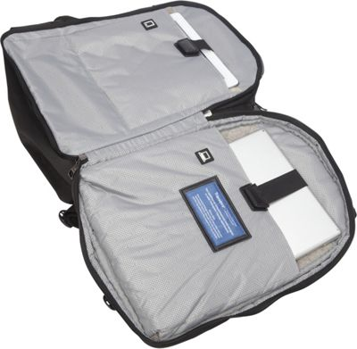 The checkpoint friendly laptop and tablet compartment