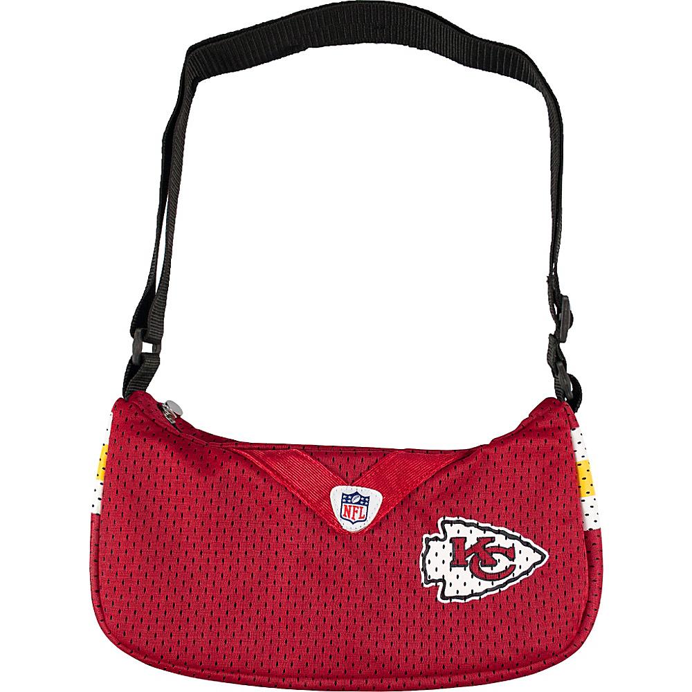 Littlearth Team Jersey Purse - NFL Teams Kansas City Chiefs - Littlearth Fabric Handbags - Handbags, Fabric Handbags