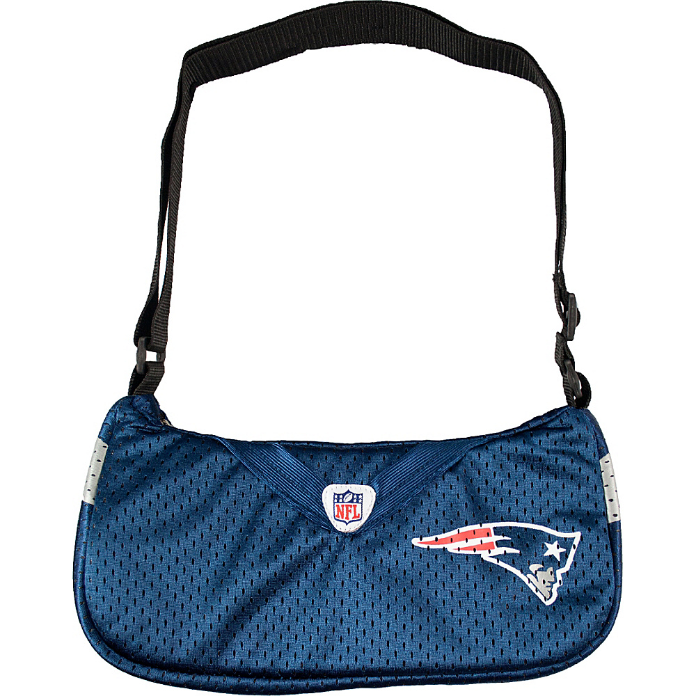 Littlearth Team Jersey Purse - NFL Teams New England Patriots - Littlearth Fabric Handbags