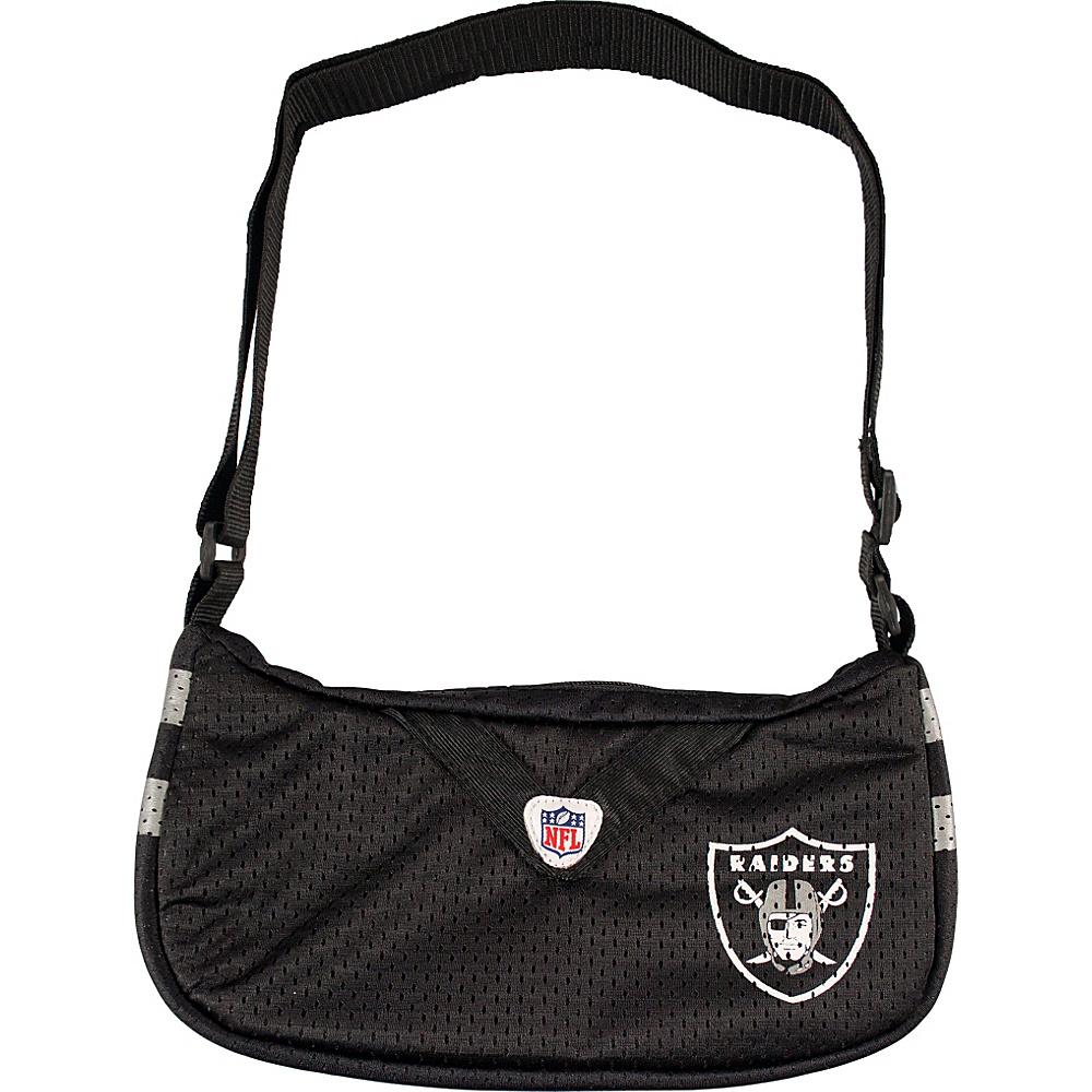 Littlearth Team Jersey Purse - NFL Teams Oakland Raiders - Littlearth Fabric Handbags - Handbags, Fabric Handbags
