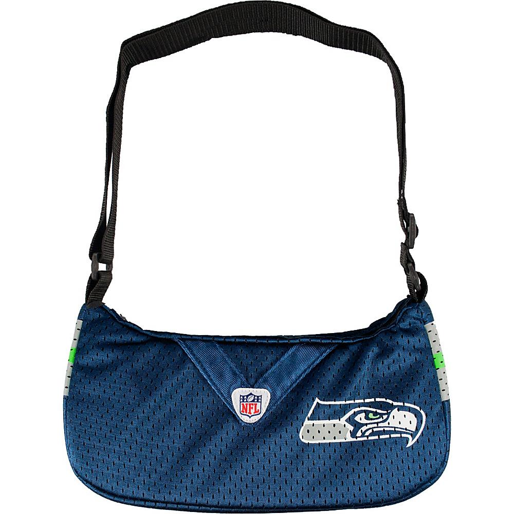 Littlearth Team Jersey Purse - NFL Teams Seattle Seahawks - Littlearth Fabric Handbags - Handbags, Fabric Handbags