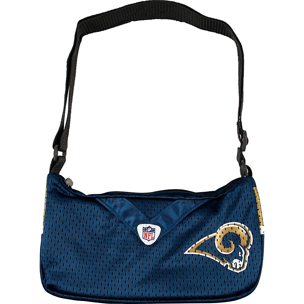 Littlearth Team Jersey Purse - NFL Teams St. Louis Rams - Littlearth Fabric Handbags - Handbags, Fabric Handbags